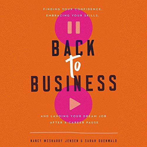 Back to Business cover art