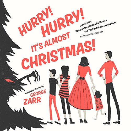 Hurry! Hurry! It's Almost Christmas! cover art