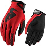 Guantes THOR Sector Offroad (Rojo, XS)