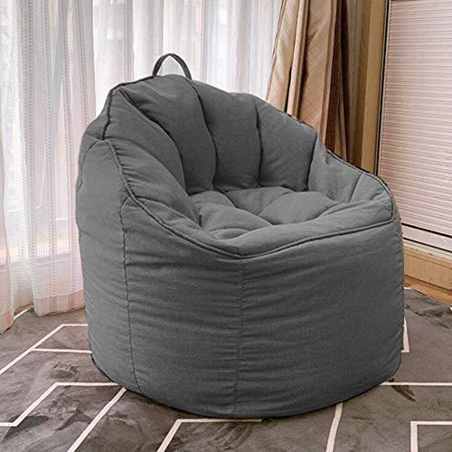 Zitzak, ligstoel, slaapzaalstoelen om te liggen, sofabed voor thuis, kantoor, kinderkamer, bonen zakken CJC