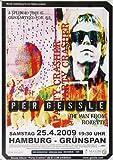 Roxette - Per Gessle, Hamburg 2009 » Konzertplakat/Premium