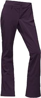 North Face Women's Apex STH Pant Dark Eggplant Purple 8R