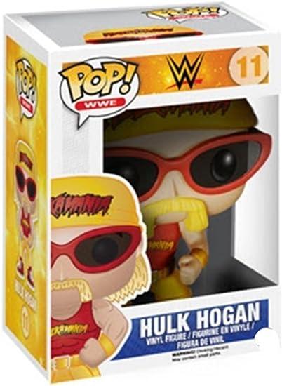 Funko Pop! WWE: Hulk Hogan Action Figure