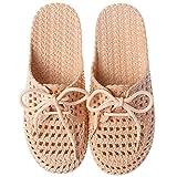 Slide Sandalias Niño 35-40 Antideslizante Zapatos de Playa Piscina Mujer Amarillo Cómodo Chanclas Plataforma