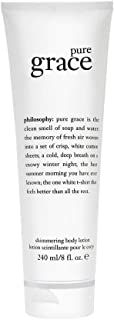 Philosophy Pure Grace Shimmering Body Lotion, 8 Ounce