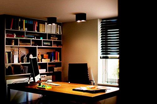 Philips Hue LED Spot Pillar Erweiterung, alle Weißschattierungen, steuerbar via App, weiß, 5633031P8 - 8