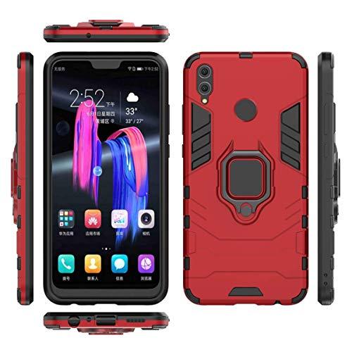 GT Custodia per Huawei Honor 8X JSN-L21 JSN-L23 Custodia PC + Silicone Case Cover 1
