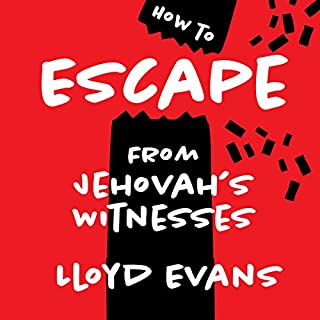 How to Escape from Jehovah's Witnesses audiobook cover art