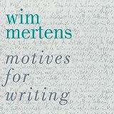 Motives for Writing [Import Belge]