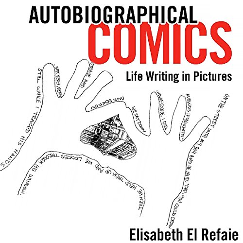 Autobiographical Comics audiobook cover art