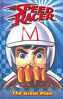 The Great Plan (Speed Racer, No. 1)