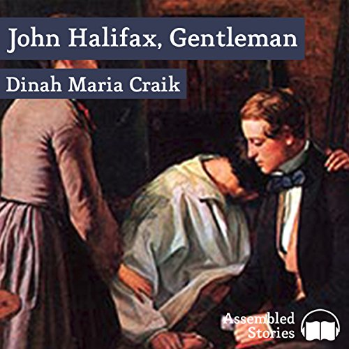 John Halifax, Gentleman audiobook cover art