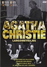 Agatha Christie Collection - 4-DVD Set ( The Pale Horse / Sparkling Cyanide / Death on the Nile / Seven Dials Mystery ) [ NON-USA FORMAT, PAL, Reg.2 Import - Spain ]