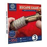 Coffret Cadeau Escape Game Liberté : en Couple ou Petit comité