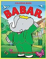 Babar: Coloring Book