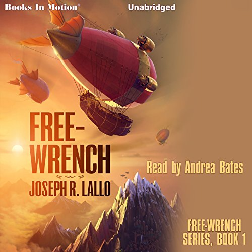 Free-Wrench audiobook cover art