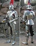 NauticalMart Medieval Gothic Suit of Armor Full German Body Armour