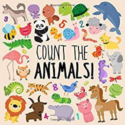 count the animals! - a counting book
