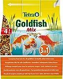 Tetra Pond Goldfish, Hauptfutter für alle Goldfische und Kaltwasserfische im Gartenteich,...