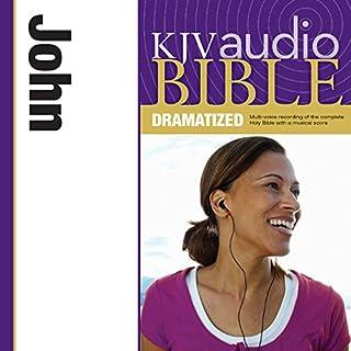 KJV Audio Bible: John (Dramatized) cover art