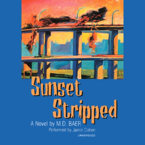 Sunset Stripped cover art