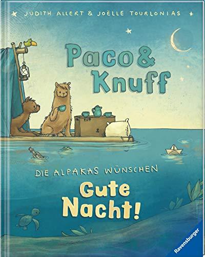 Paco & Knuff: Die Alpakas wünschen Gute Nacht!