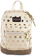 JanSport Right Pouch Miniature Backpack - Shrunken Down Tote For Accessories | Polka Dot