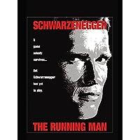 The Running Man (4K UHD) DVD