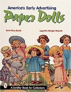 Best advertising paper dolls Reviews