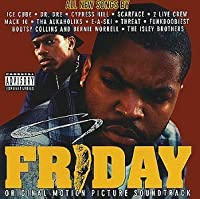 Friday: Original Motion Picture Soundtrack (1995-04-11)