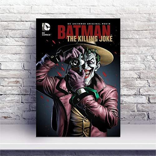 Placa MDF Batman: A Piada Mortal