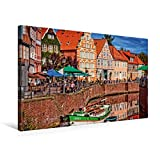 CALVENDO Leinwand Stade 75x50cm, Special-Edition Wandbild,