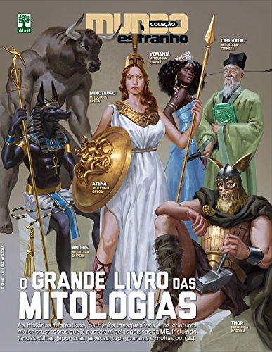 Coleção Mundo Estranho: O Grande Livro das Mitologias