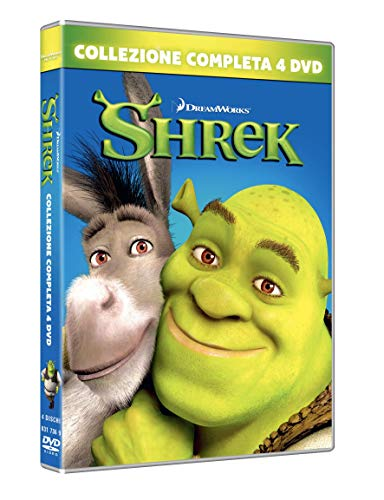 Shrek 1,4 (Box 4 Dvd)