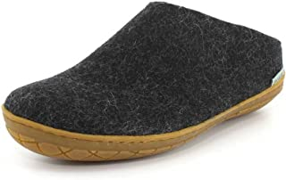 glerups with rubber sole