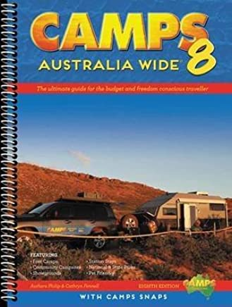 [(Camps Australia Wide 8 with Camps Snaps)] [By (author) Philip Fennell ] published on (March, 2015)