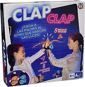 IMC Toys- Play Fun Juego Clap, Multicolor (96332) , color/modelo surtido