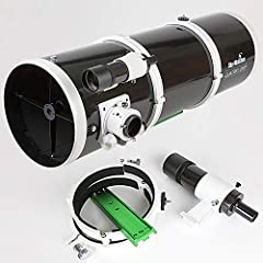 Fast f/4 optics: With a bright f/4 focal ratio, the Quattro Imaging Newtonian captures greater detail in a shorter exposure time 2-inch dual-speed crayford-style focuser: Never miss focus with this 2-inch dual-speed crayford style focuser Oversized s...