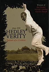 Hedley Verity: Portrait of a Cricketer (English Edition)