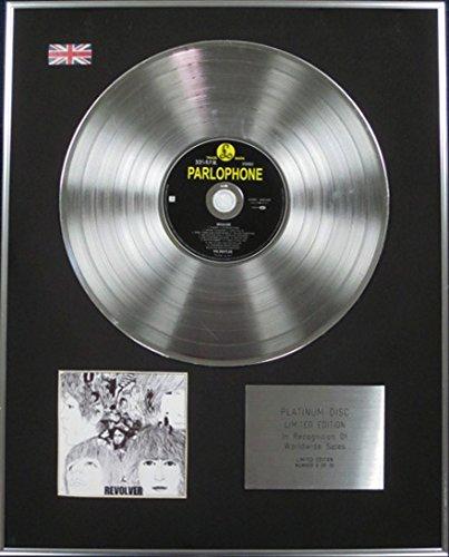 The Beatles – Edition Limitée – CD Platine disque – Revolver