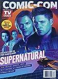 Comic Con Magazine 2018 TV Guide Special SUPERNATURAL Cover