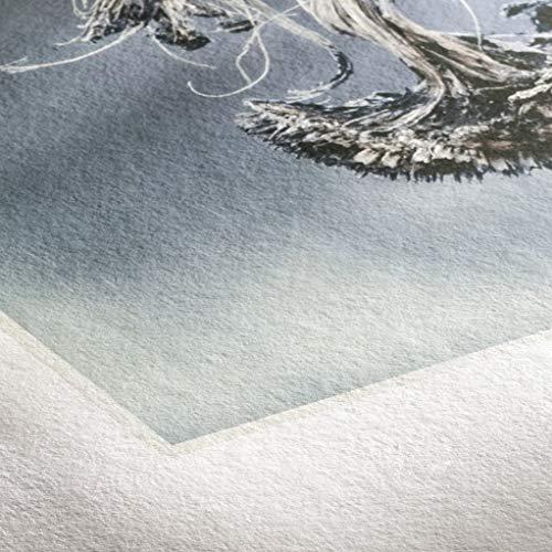 Fotodruck Fine Art auf Papier Hahnemühle/Kunstreproduktion (Hahnemuhle Museum Etching 350g, A3+ 33,0 x 48,30 cm)
