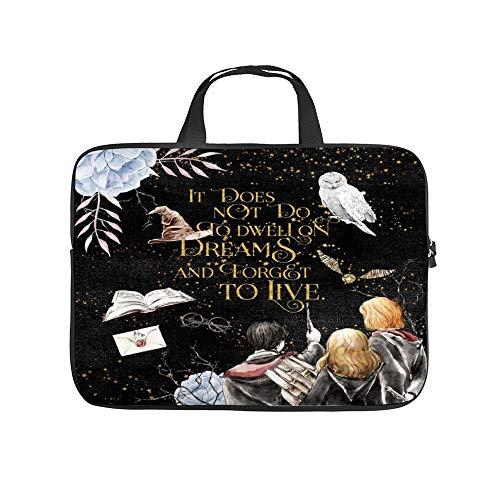 Neoprene Sleeve Laptop Handle Bag Handbag Notebook Case Cover To Dwell on Dreams Portable MacBook Laptop/Ultrabooks Case Bag Cover 17 Inch