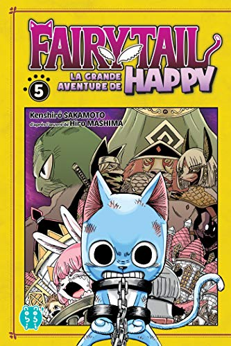 Fairy Tail - la Grande Aventure de Happy Edition simple Tome 5