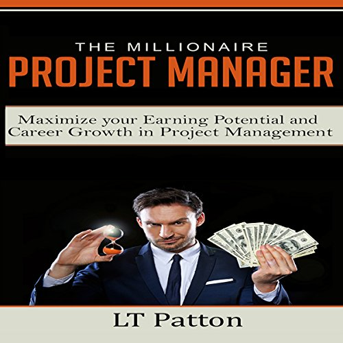 The Millionaire Project Manager cover art