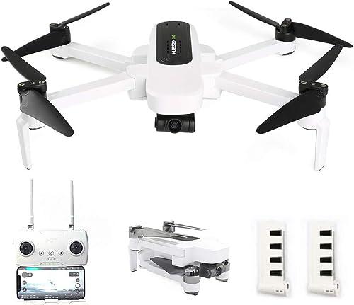 venta con alto descuento Goolsky Hubsan H117S H117S H117S Zino RC Drone GPS 5G WiFi FPV 4K UHD Cámara de 3 Ejes Gimbal Quadcopter con Bolsa de Almacenamiento Cargador para Auto 2 Batería de Repuesto Hélice  de moda