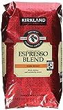 Kirkland Signature Starbucks Espresso Blend Dark Roast Whole Bean Coffee, 32 Ounce