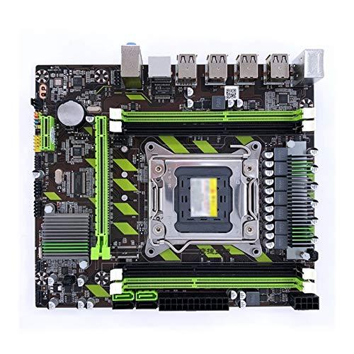 Placa Base Gaming ATX X79 X79G Escritorio Placa Base con LGA2011 Combos...