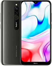 Xiaomi Redmi 8 64GB Dual-SIM GSM Unlocked Phone - Onyx Black