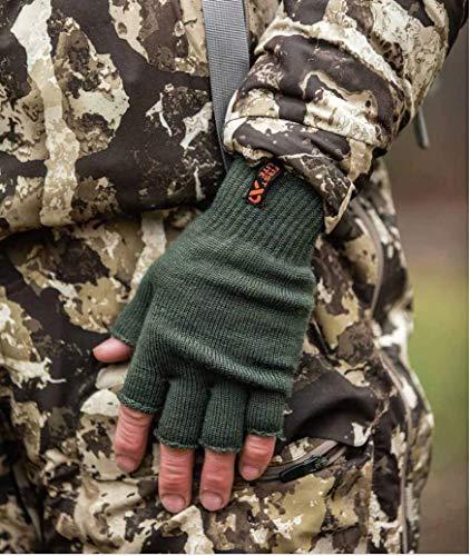 First Lite Talus Fingerless Merino Glove